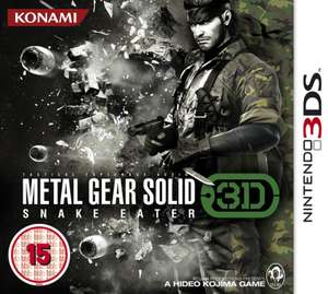 Metal Gear Solid Snake Eater