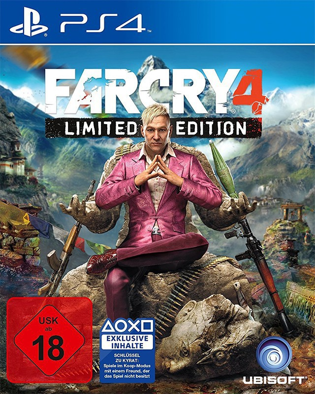 Far Cry 4 #Limited Edition