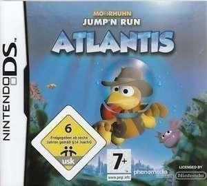 Moorhuhn: Atlantis