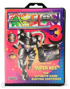 Pro Action Replay MK3