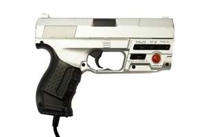 Light Gun / Pistole / Phaser #schwarz Gunstation 2 GS 5.9 [BigBen]