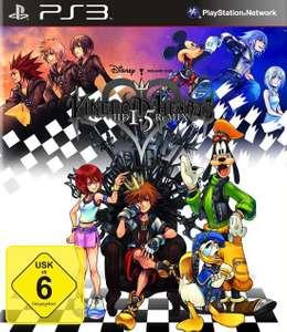 Kingdom Hearts HD 1.5 ReMIX [Standard]