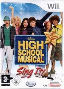Disney Sing It: High School Musical 1
