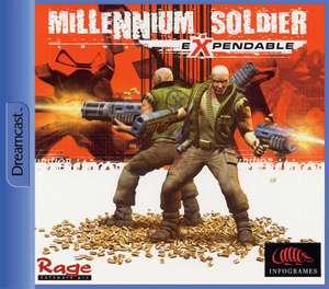 Millennium Soldier Expandable