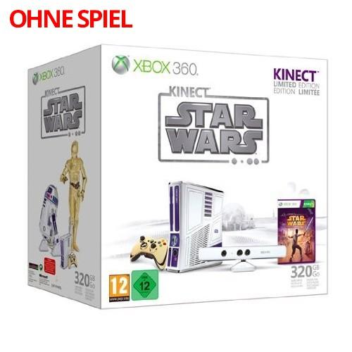 Konsole Slim 320GB #Star Wars Edition