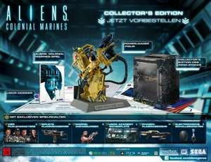 Aliens: Colonial Marines #Collector's Edition