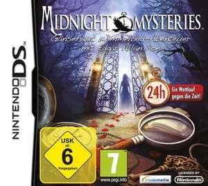 Midnight Mysteries: Die Edgar Allan Poe Verschwörung