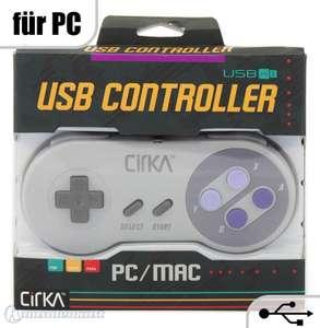 SNES USB Controller / Pad [cirKa]