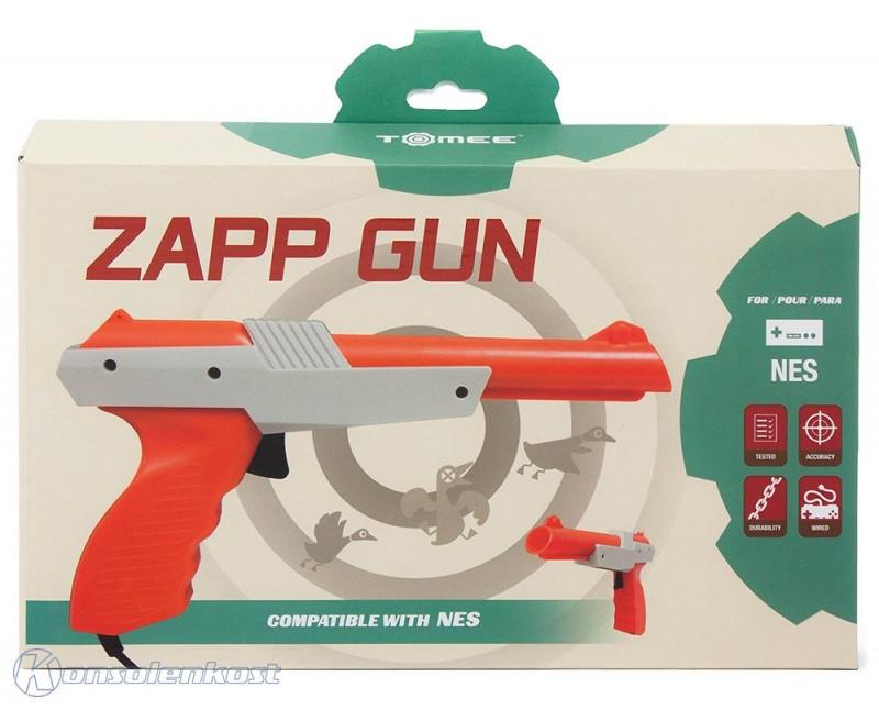 NES - Zapper Lightgun Zapp Gun [Tomee]