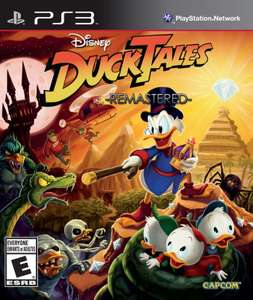 Duck Tales - Remastered Edition