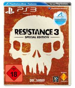 Resistance 3 #Special Edition