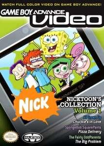GBA Video: Nicktoon's Collection: Volume 1