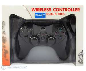 Controller / Pad Wireless #schwarz [Play-it]