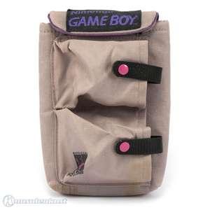 Original Nintendo Tasche #grau-lila