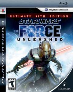 STAR WARS: The Force Unleashed #Ultimate Sith Edition