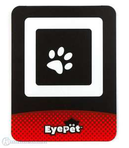 EyePet AR Spielkarte / Augmented Reality Card