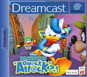 Disney's Donald Duck: Quack Attack