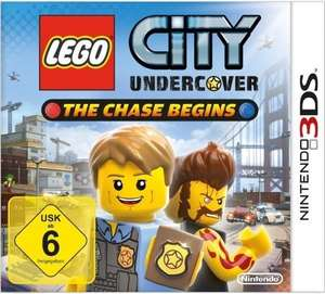 LEGO City Undercover Chase Begins