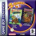 2 Games in 1: Scooby Doo: Cyber Chase + Mystery Mayhem