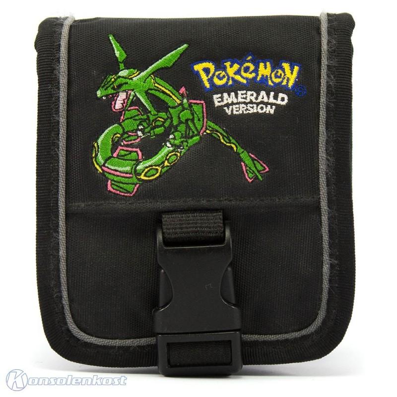 SP - Tasche Pokemon #Smaragd Edition / Emerald Version