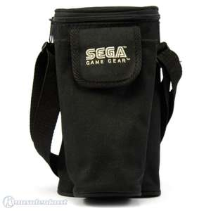 Original Sega Tasche / Carry Case / Travel Bag #schwarz [Sega]