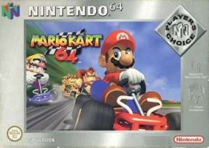 Super Mario Kart 64 [Player's Choice]