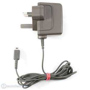 Original AC Adapter / Netzteil #UK-Stecker [Nintendo]