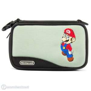 Original Nintendo Tasche #grau Mario Design