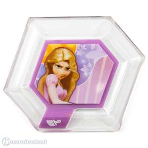Bonus Münze / Power Disc - Vol.1 Nr. 16 Rapunzel's Königreich / Rapunzel's Kingdom