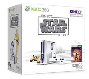 Konsole Slim 320GB #Star Wars Edition