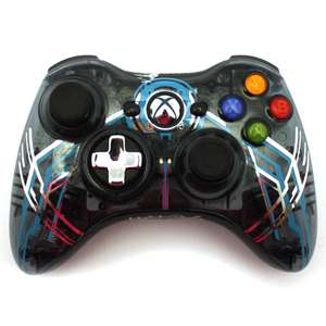 Original Wireless Controller #Halo 4 Forerunner Edition [Microsoft]