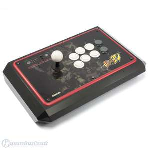 Controller / Arcade Stick / Joystick / Fightstick #Street Fighter IV Tournament Edition [Mad Catz]