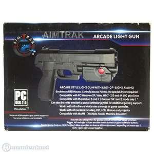 Arcade Lightgun #rot [Aimtrak]