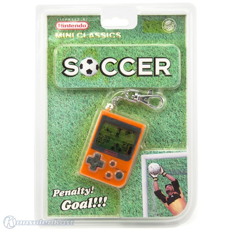 GameBoy Mini Classics - Soccer