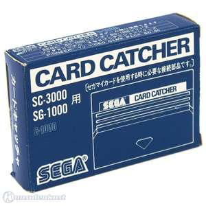 Original Card Catcher C-1000 [Sega]