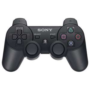Original Sixaxis Wireless Controller #schwarz [Sony]