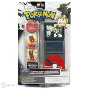 Pokemon Electronic Talking Pokedex