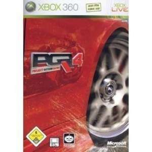 Project Gotham Racing 4 / PGR 4