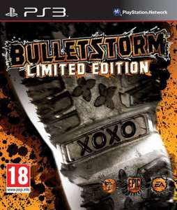 Bulletstorm #Limited Edition