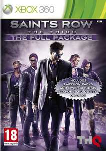 Saints Row: The Third #The Full Package [Classics]