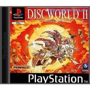 Discworld II: Missing Presumed?