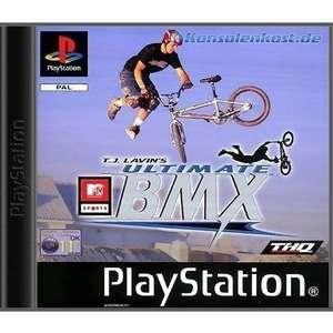 MTV Sports: T.J. Lavins Ultimate BMX