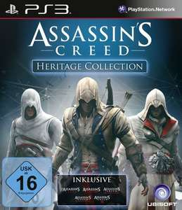 Assassin's Creed #Heritage Collection