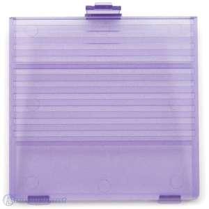 Battery Cover / Batteriefachdeckel #lila-transparent