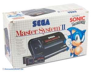 Konsole MS 2 #Sonic Set + Spiel + 2 Controller + Zubehör