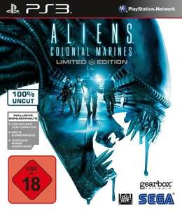 Aliens: Colonial Marines #Limited Edition