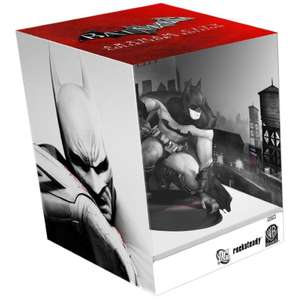 Batman: Arkham City #Collector's Edition