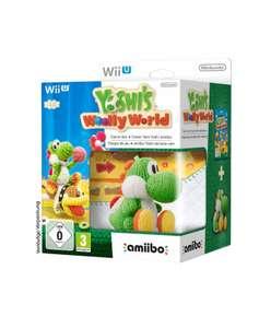 Yoshi's Woolly World #Special Edition + Amiibo