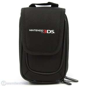 Original Tasche / Carry Case / Travel Bag für 3DS XL #schwarz