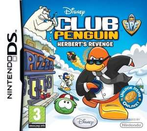 Disney's Club Penguin: Herberts Revenge